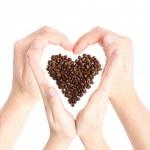 Coffee love — Stock Photo