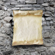 Stock Photo: Old parchment