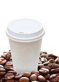 コーヒーを飲み — ストック写真