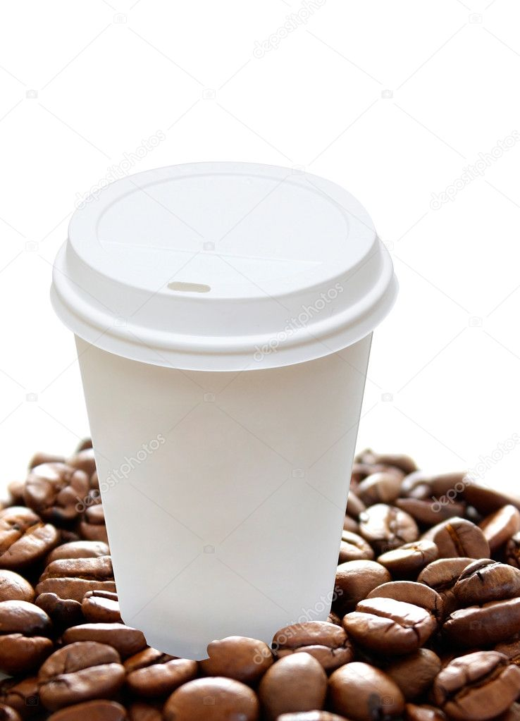 Coffee to go — Stock Photo #7530048