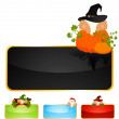 Beautiful holiday background — Stock Vector