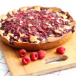 Royalty-Free Stock Photo: Raspberry pie