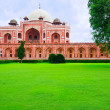 Humayun`s Tomb. India, Delhi - Stock Photo