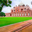 Humayun`s Tomb. India, Delhi — Stockfoto