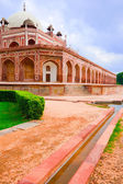 Humayun`s Tomb. India, Delhi — Stock Photo