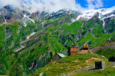 Indian Himalaya landscape — Stock Photo