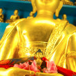 Royalty-Free Stock Photo: Golden Buddha