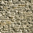Gray primative masonry rock stone wall - Foto de Stock
