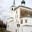 Orthodox church of the late eighteenth century — Stock Photo