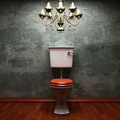 Toilet — Stock Photo