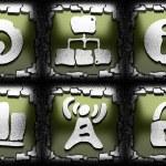 Internet icon set — Stock Photo