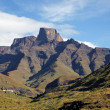 Drakensberg mountains - Stockfoto