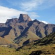 Drakensberg mountains — Stock Photo #7363645