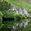 Kylemore Abbey Castle - Stock Photo