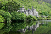 Kylemore Abbey Castle — Stock Photo