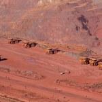 Iron ore mining — Stock Photo #7587195