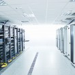 Network server room — Stock Photo #7331093