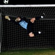 Goalkeeper — Stock Photo