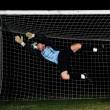 Goalkeeper — Stock Photo #7694292