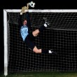 Goalkeeper — Stock Photo #7694486
