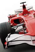 Red formel 1 model — Stock Photo