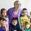 Preschool kids — Stock Photo #7859545