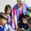 Preschool  kids — Stock Photo #7859553