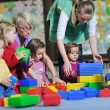 Preschool kids — Stock Photo #7859663