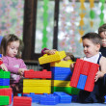 Preschool kids — Stock Photo #7859674