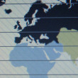 Photo: World map macro on tft screen