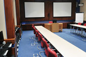 Conference room interior — Stock Photo