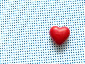 Perfect heart — Stock Photo