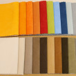 Stock Photo: Upholstery samples
