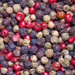 Different peppercorn background — Stockfoto #6785402