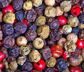 Peppercorn achtergrondkleur — Stockfoto