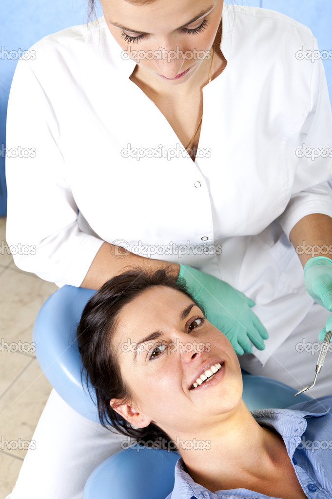 Dentist office — Stock Photo #7571620