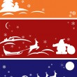 New Year banner — Stock Vector #7398200