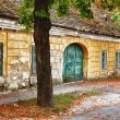 Old buildings — Stock Photo
