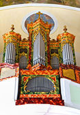 Beautiful organ — 图库照片