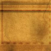 Abstrakt braun lederhintergrund — Stockvektor