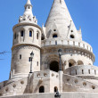 Fisherman Bastion in Budapest, Hungary — Stock Photo #6892144