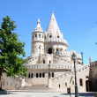 Fisherman Bastion in Budapest, Hungary — Stock Photo #6892189