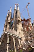 Sagrada Familia Cathedral — Stock Photo