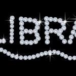 Diamond Zodiac Libra — Stock Photo #6851319