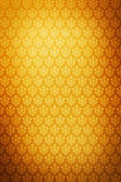 Gold wallpaper — Stock Photo