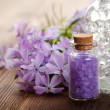 Stock Photo: Spand aromatherapy