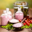 Spminerals - bath salt — Stock Photo #7636156