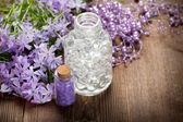 Spa still life - aromaterapia — Foto Stock