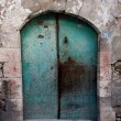 Old doors in Turkey — Stock Photo