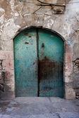 Old doors in Turkey — Stock Photo